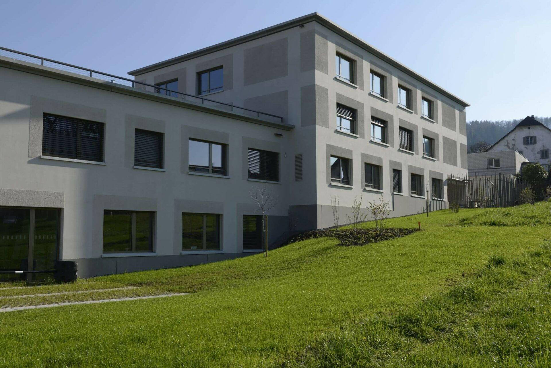Wohnheim Breite