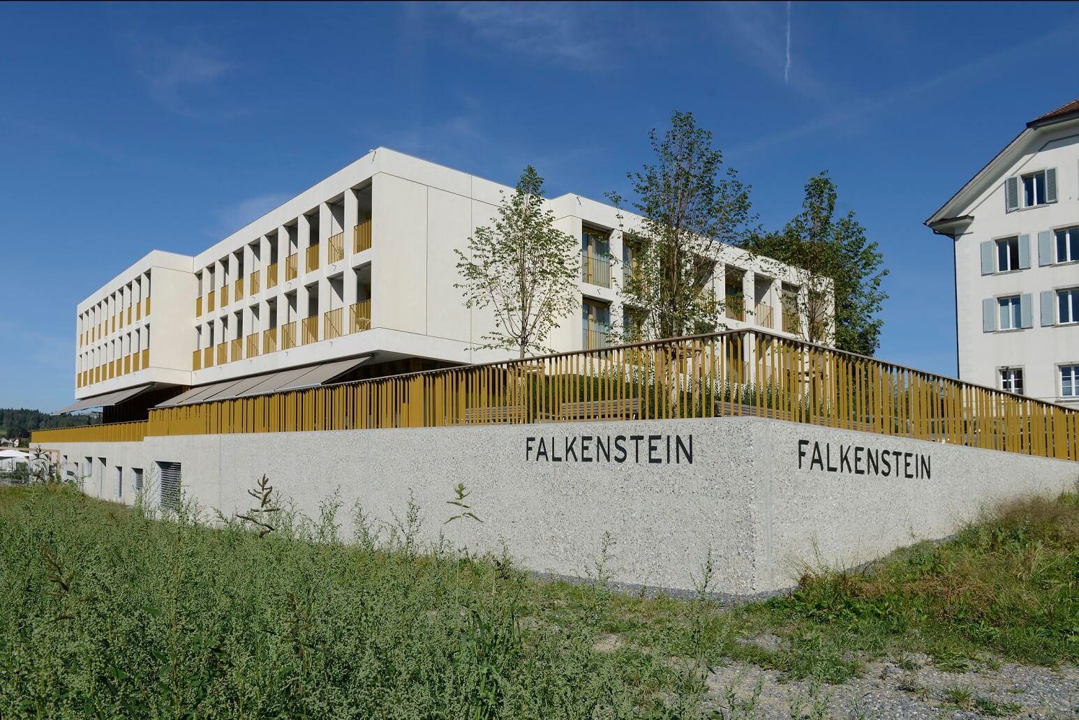 Altersheim Falkenstein