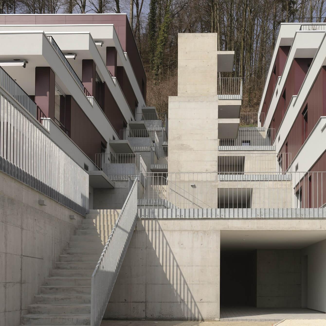 Terrassenhäuser Schafisheim