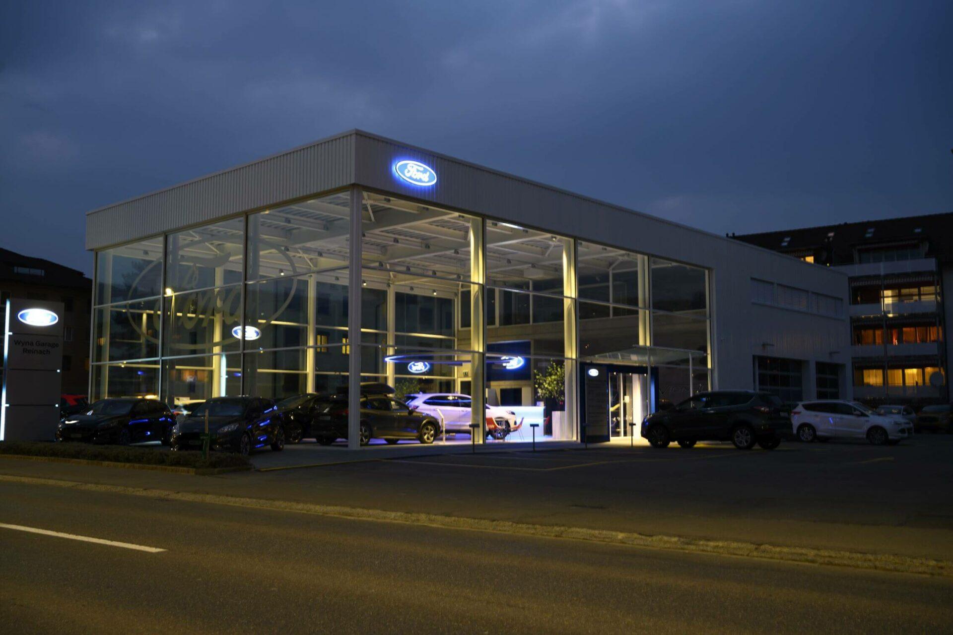Ford Garage Reinach AG